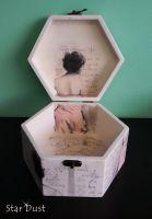 """Кутия за бижута """"Париж"""""""