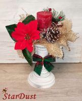 Коледен свещник 3